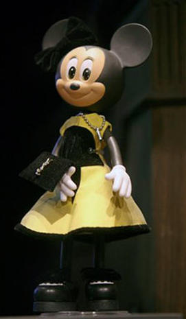 Minnie Mouse Couture