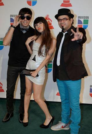 Latin Grammy Glam