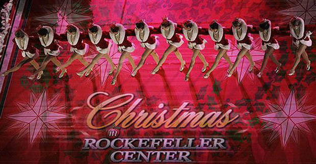 Rockefeller Center Sparkles