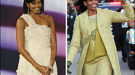 Michelle Obama's Inaugural Style