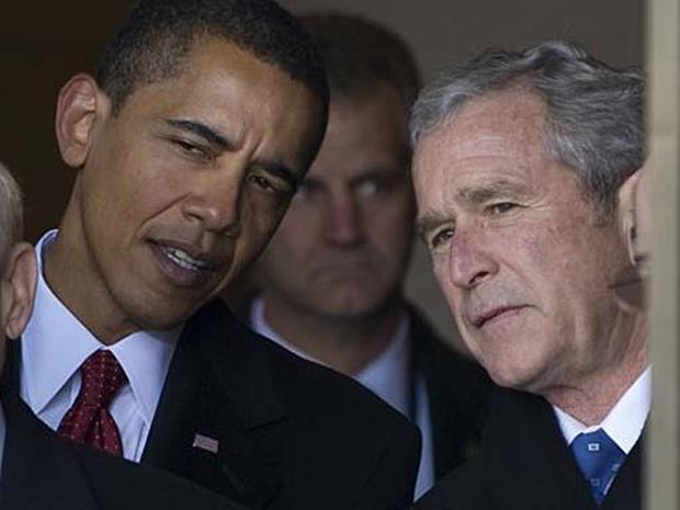 Farewell To Bush