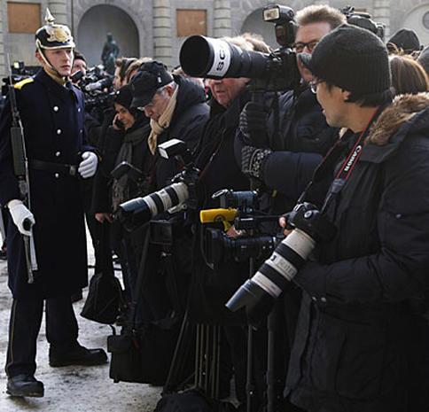 Sweden's Princess Engaged