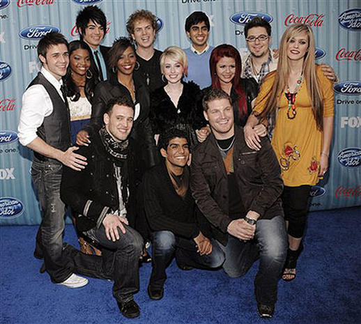 """American Idol"" Season 8"