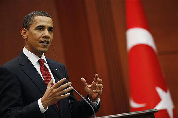 Obama Travels To Turkey