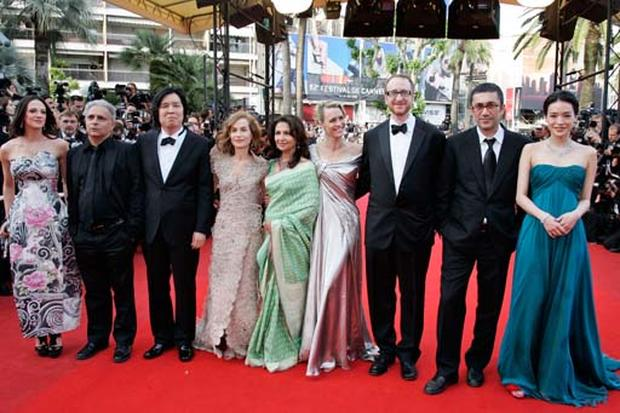 Opening Night At Cannes