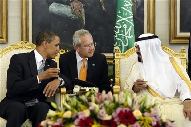 Obama In Saudi Arabia