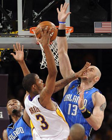 2009 NBA Finals: Game 2