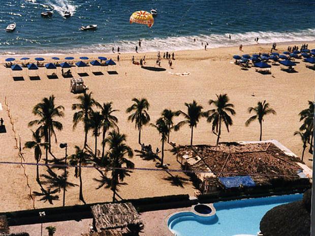Shootout In Acapulco