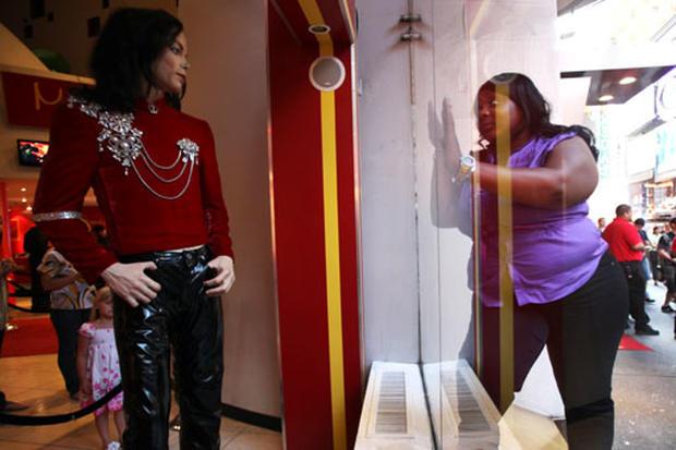 Mourning Michael Jackson