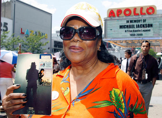 Jackson Tribute at the Apollo