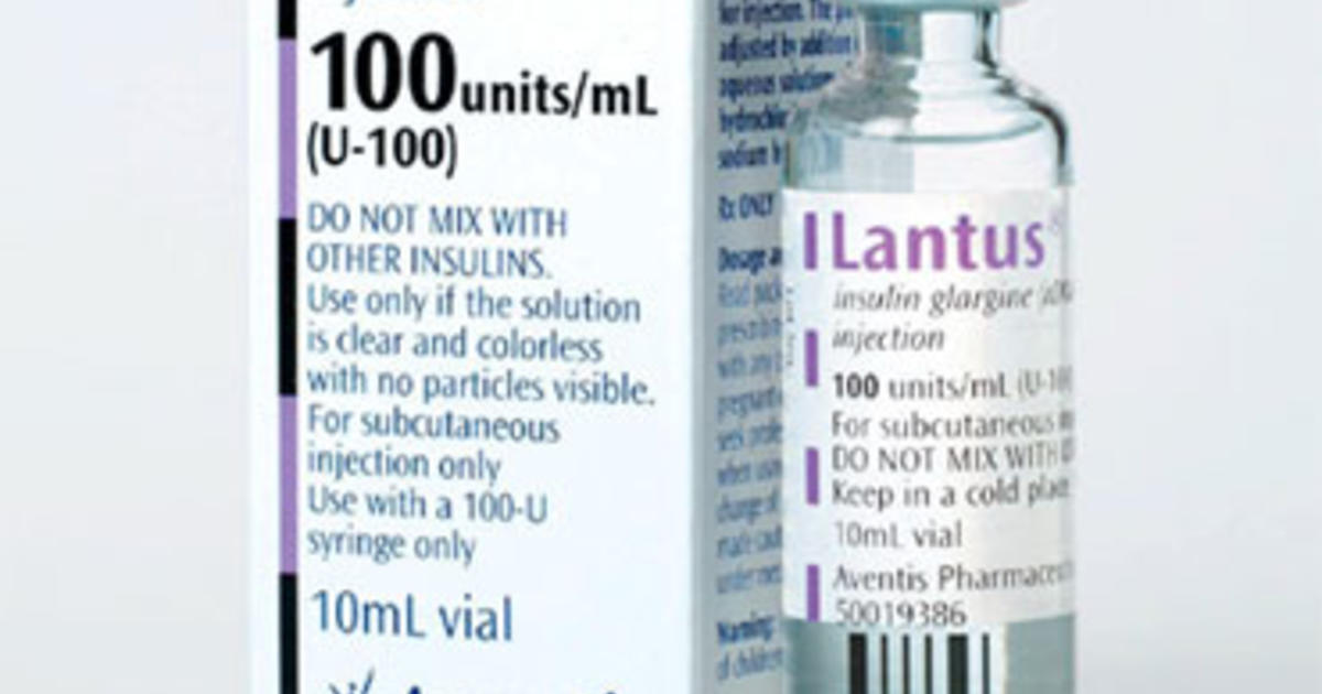 Insulin drug study