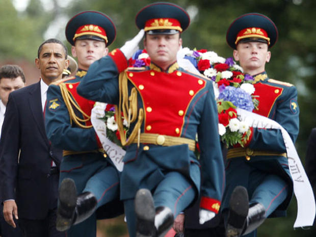 President Obama Visits Russia