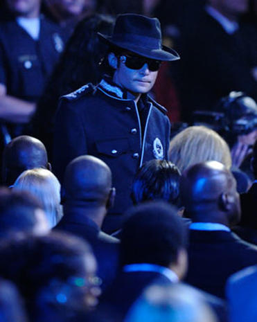 Stars Attend Jackson Memorial
