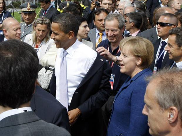 Obama in Italy