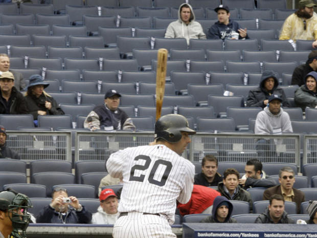 Baseball's First Half