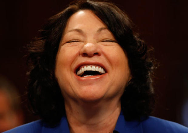 Sotomayor Takes the Stand