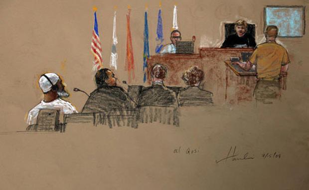 Inside the Guantanamo Hearings