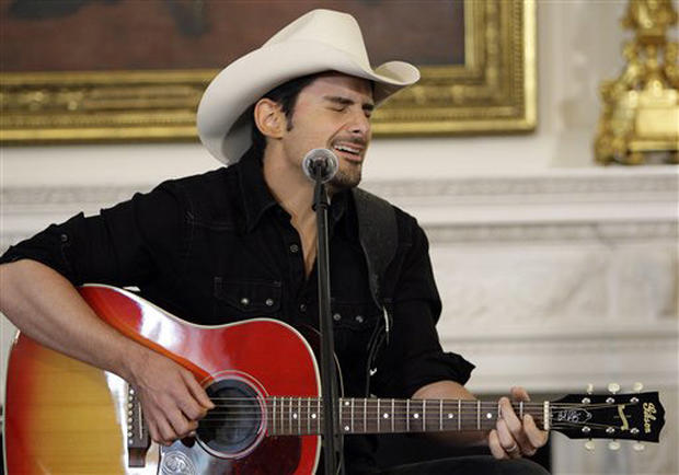 White House Goes Country