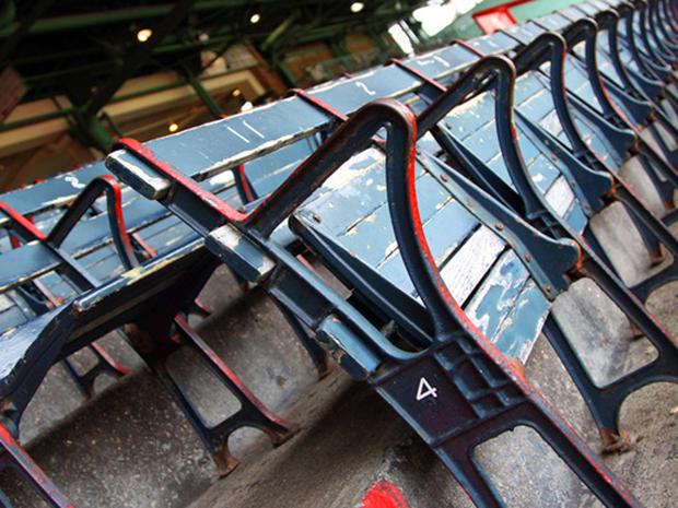 Ballpark Roadtrip: Fenway Park