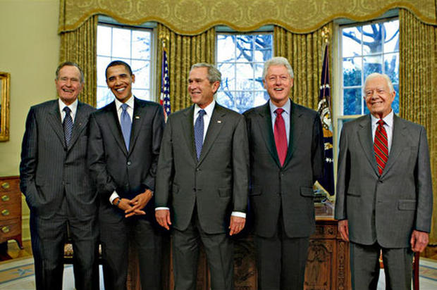 The Aging Presidents