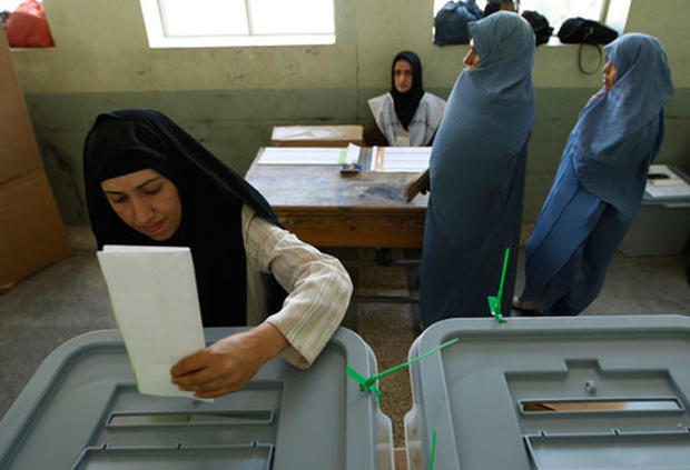 Election Day in Afghanistan
