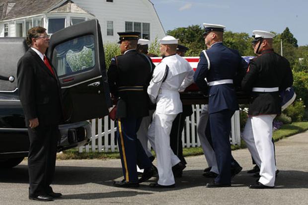 Farewell On Cape Cod