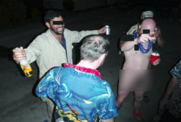Shocking Hazing In Kabul