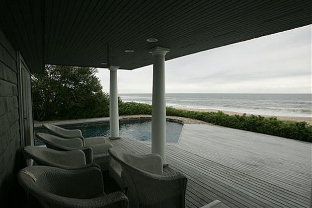 Madoff's beach house seized