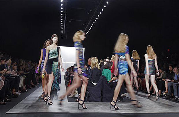 Fashion Week Opens