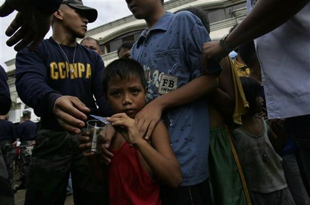 Philippines Flooding