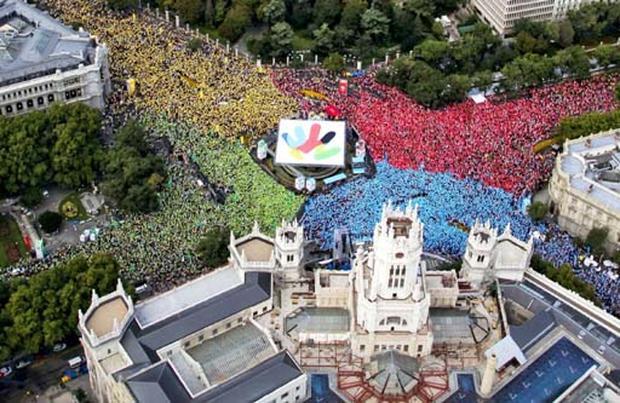 Madrid's 2016 Olympic Bid