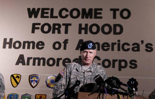 Mass shooting at Fort Hood