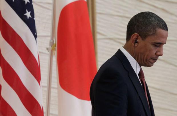 President Obama in Japan