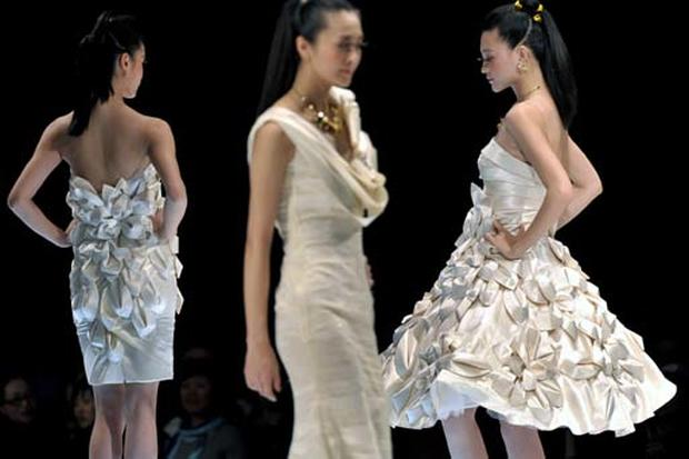 China's Explosive Fashion