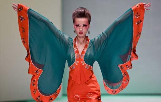 China's Explosive Fashion