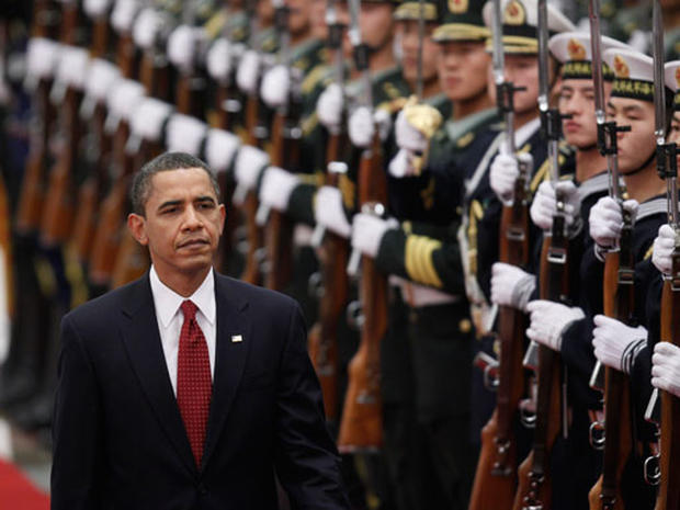 President Obama Visits China