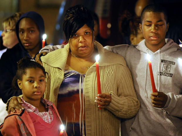Vigils For Shaniya Davis