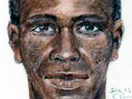 """Grim Sleeper"" Sketch Previously Released by Police (CBS)"