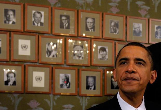 Obama in Norway