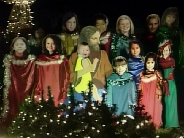 Windcrest Christmas Lights