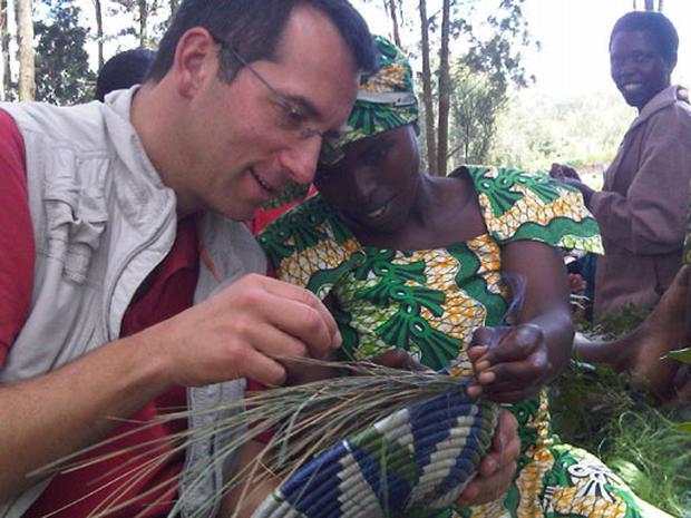 Weaving Progress in Rwanda