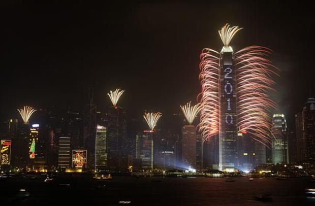 World Welcomes 2010