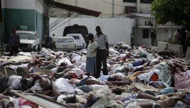 Haiti Rescue Efforts