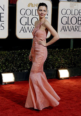 Golden Globes: Focus on Fashion
