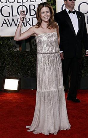 Golden Globes Red Carpet: TV Stars