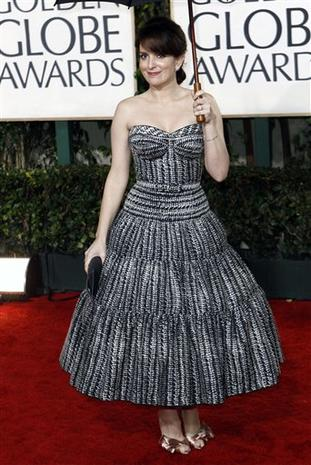 Golden Globes: Focus on Fashion