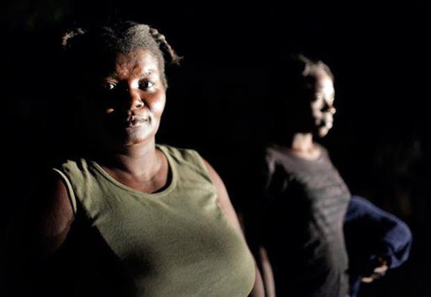 Haiti's Homeless