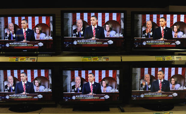 Watching the State of the Union Address