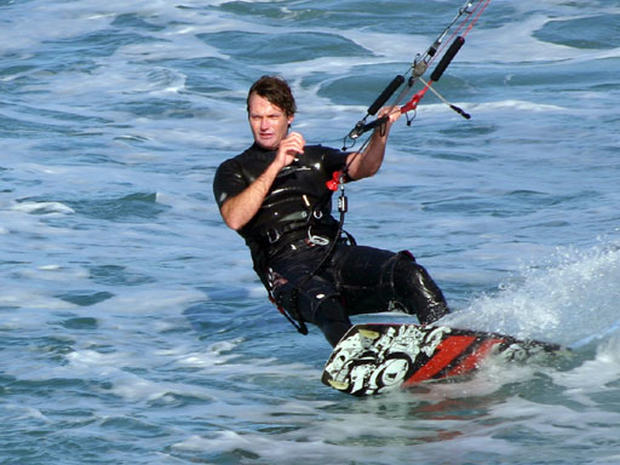 Kiteboarder Killed By Sharks
