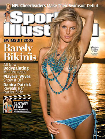 Sports Illustrated Swimsuit Issue cover girls